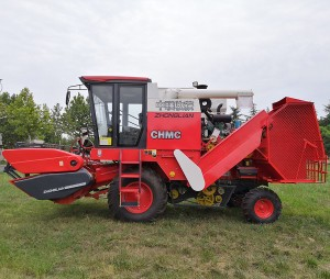 8B1 Wheat/Rice Combine Harvester(Straw Collection Type)