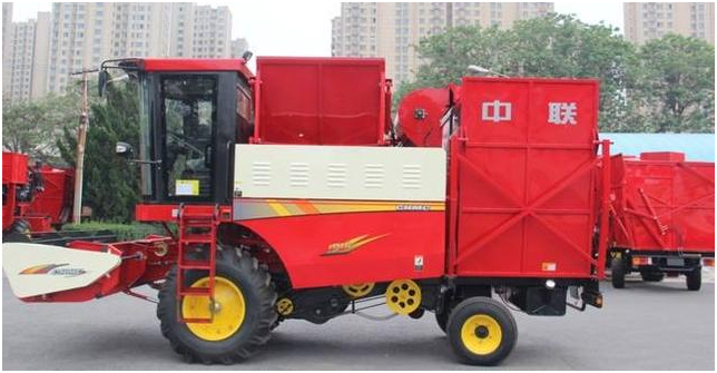 There is a peanut harvester with a famous background and a best-selling market. Why has it been imitated and never surpassed