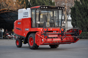 The winter of the wheat harvester market? This brand is still upholding and innovating!