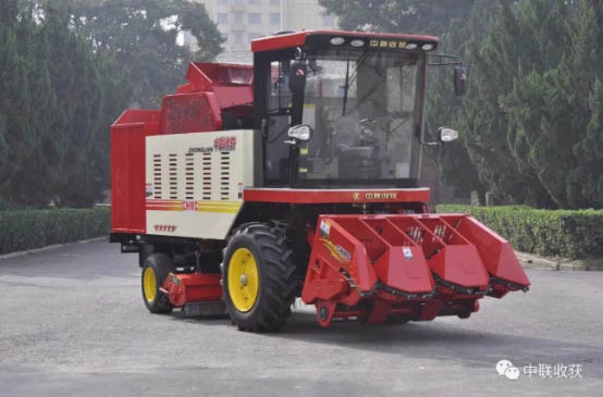 Why is zhonglian Harvest Corn harvester is so hot sale?